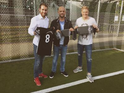 Foto zur Meldung: neue Netzwerkpartnerschaften beim VfB 03 Hilden