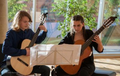 Foto zur Meldung: Wettstreit um den Pampiner Musikpreis