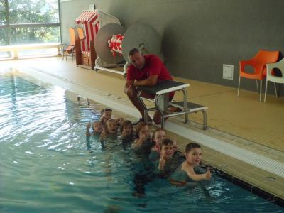 Foto zu Meldung: Intensivschwimmkurs während der Sommerferien im Hallenbad Gedern