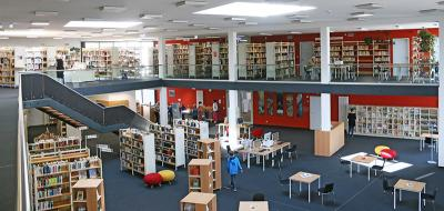 Foto zu Meldung: Longlist für die fleißigsten Bibliotheksleser/innen