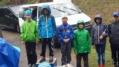 Foto zur Meldung: 4 Siege beim Thüringer Schülercup