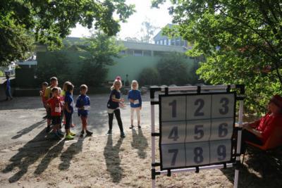 """Foto zur Meldung: """"Olympische Spiele"""" an der Marienkäferschule in Bahrdorf"""