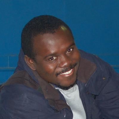 Foto zur Meldung: Herzlich willkommen! Emmanuel