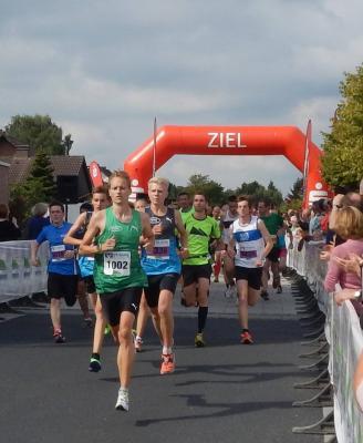 Foto zur Meldung: LAZ Athleten erfolgreich bem 11. Rheinhöhenlauf