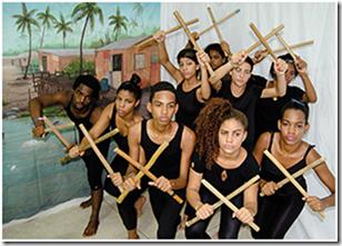 Vorschaubild zur Meldung: Brasilianische Jugendtanzgruppe zu Gast