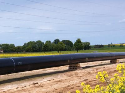 Foto zu Meldung: Pipelinetrasse wird geplant