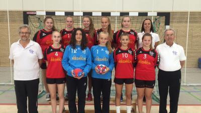 Foto zur Meldung: Handball-Team der C-Jugend des HSV Falkensee 04 gewinnt Auftaktspiel in Bad Freienwalde