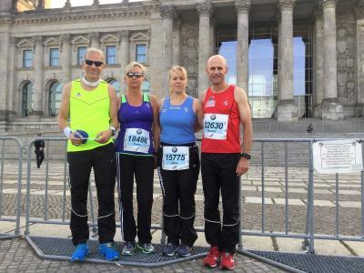 Foto zur Meldung: 43.BMW Berlin-Marathon