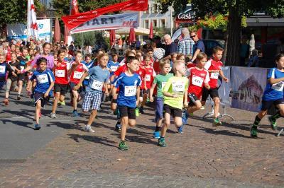 Foto zur Meldung: Hit Citylauf