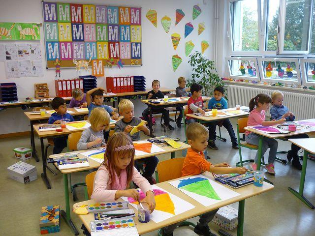 Friedrich Ludwig Jahn Grundschule Luckenwalde Klasse 1a Eine