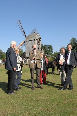 Foto zur Meldung: 6. Tag des Ostfriesischen und Alt-Oldenburger Pferdes im Museumsdorf Cloppenburg