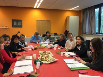 """Foto zur Meldung: """"PHOENIX"""" - Erstes internationales Erasmus+ Treffen an der IGS"""