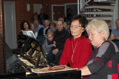 Foto zur Meldung: Gelungene Premiere für das Lehrerkonzert