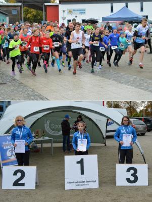 Foto zu Meldung: Jennifer Heise ist Landesmeisterin im Straßenlauf !