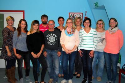 Foto zur Meldung: Ein starkes Team für die KiTa