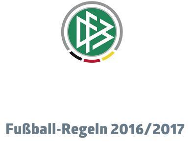 Foto zur Meldung: DFB Fußball-Regeln Saison 2016/17