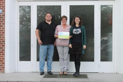"""Foto zur Meldung: Die Erich Kästner Schule wurde in das """" LiGa"""" – Projekt aufgenommen"""