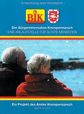 Foto zur Meldung: Projektstart für die BiK - Bürgerinformation Krempermarsch - -Eine Anlaufstelle für ältere Bürger in der Krempermarsch-