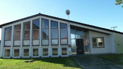 Foto zu Meldung: Dorfgemeinschaftshaus/Erweiterungsbau Sportheim Wahrstedt