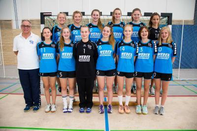 Foto zur Meldung: B-Jugend: Erster Sieg im dritten Spiel in Wildau