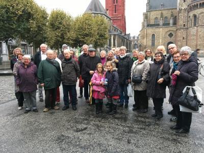Foto zur Meldung: Dankeschön-Ausflug nach Maastricht