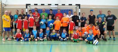 Foto zur Meldung: Familien- Fußball-Tag ging in die 3.Runde