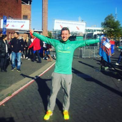 Foto zur Meldung: Moritz auf der Heide läuft 2:27:04h in Amsterdam