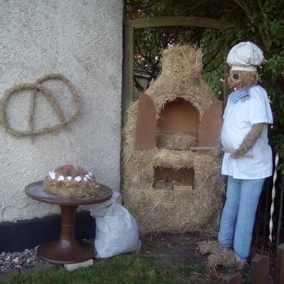 Foto zu Meldung: 9. Erntedankfest in Rehfelde-Dorf - eine Nachlese