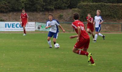 Foto zur Meldung: Erster Saisonsieg für B Jugend