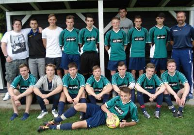 Foto zur Meldung: U19 Gruppe 2 Marktredwitz: JFG Oberes Egertal - SF Kondrau 1:3 (1:0)