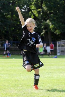 Foto zur Meldung: HSV- Fußballschule kommt erneut nach Walsrode