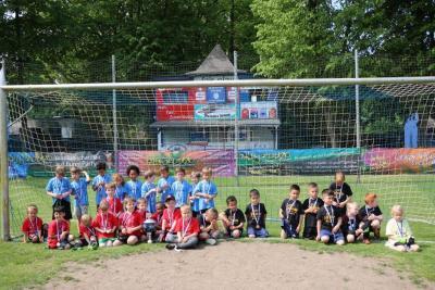Foto zur Meldung: 4.Kindergarten-Cup 2016 bei Germania