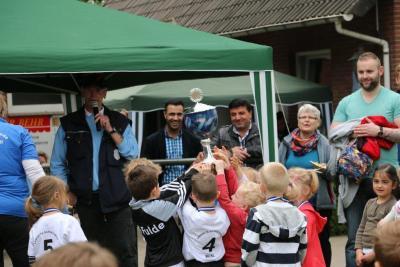 Foto zur Meldung: 3.Kindergarten Cup - Erfolgreich 2015-