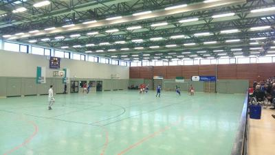 Foto zu Meldung: WZ-Cup 2015 - Germania in Vorrunde raus