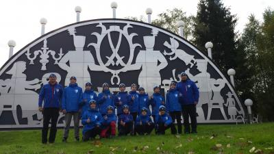 Foto zur Meldung: Herbst-Trainingslager in Johanngeorgenstadt