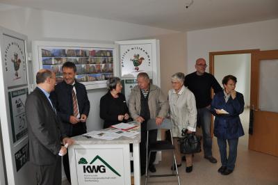 Foto zu Meldung: KWG und Johanniter präsentieren Leistungsangebot