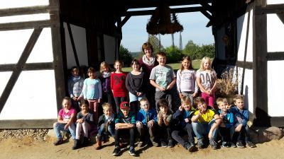 Foto zur Meldung: Ein schöner Tag auf dem Höllberghof