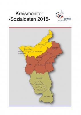Foto zur Meldung: Kreismonitor Sozialdaten 2015