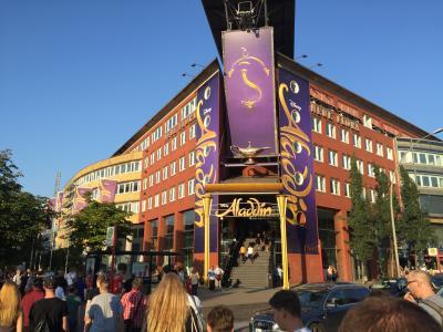 Foto zur Meldung: Klassenfahrt Hamburg