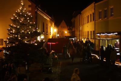 Vorschaubild zur Meldung: Fränkische Hausflurweihnacht am 2. und 3. Dezember in Creußen