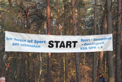 Foto zur Meldung: Herbstcross in Alt Ruppin
