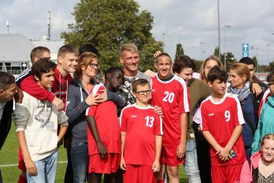 Foto zur Meldung: Teilnahme am 1. Fortuna Cup 2016