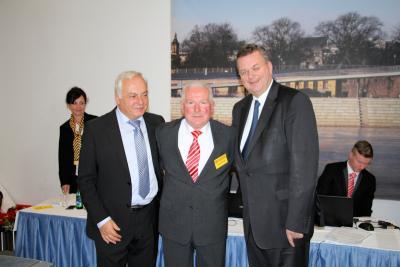 Foto zur Meldung: 8. Ordentlicher Verbandstag - Präsident Erwin Bugar erneut gewählt
