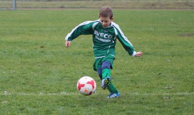 Foto zur Meldung: F-Jugend erreicht nächste Pokalrunde