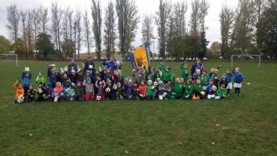 Foto zur Meldung: 2.Fair-Play Turnier des KFV Fußball Saalekreis