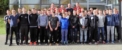 Foto zur Meldung: Schiedsrichter Duallehrgang in Osterburg