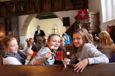 Foto zur Meldung: Ein Halleluja für Martin Luther