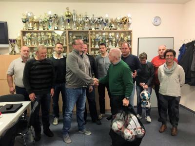 Foto zur Meldung: 44. Verbandsdialog des FSA bei der Sportvereinigung Großgräfendorf e.V. im KFV Fußball Saalekreis