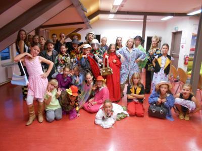 Foto zur Meldung: Die GCC-Tanzgruppen rüsten sich für die neue Session