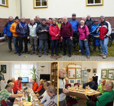 Foto zu Meldung: Saisonausklang der Rehfelder Radel Tour